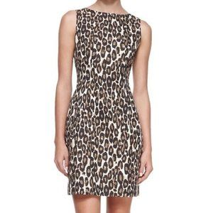 Kate spade leopard print dress